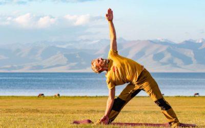 Workshopreihe: Yoga für den Alltag